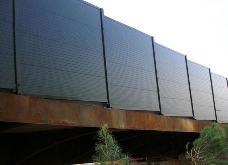 pantallas acústicas carreteras